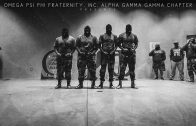 Omega Psi Phi – Alpha Gamma Gamma Chapter – Valdosta Que Probate 2017