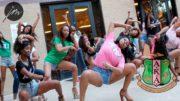 Texas State University Yard Show
