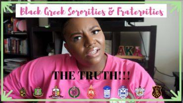 Black Greeks: Would I Recommend Pledging?