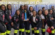 Delta Sigma Theta | Stroll Off 2020 Winners | Hampton University
