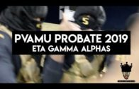 Alpha Phi Alpha   PVAMU 2019 Probate Video