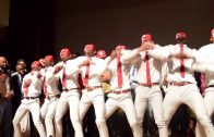 University of Houston 2K16 Eta Lambda Chapter of Kappa Alpha Psi Probate