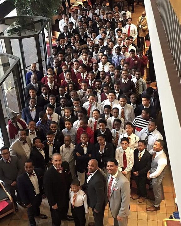 Kappa Alpha Psi Fraternity, Inc. hosts Kappa League Leadership Conference in Montclair