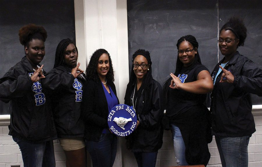 Zeta Phi Beta Sorority works to promote 'Black Girl Magic'