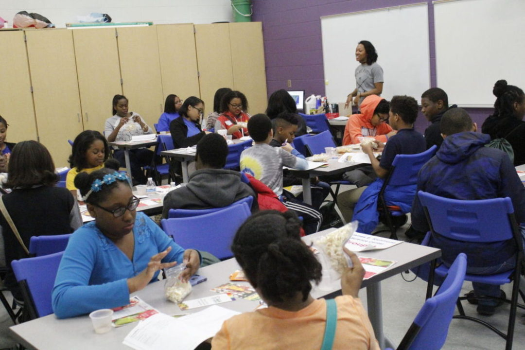 Sigma Gamma Rho Sorority open up Youth Symposium to Charles County Teens