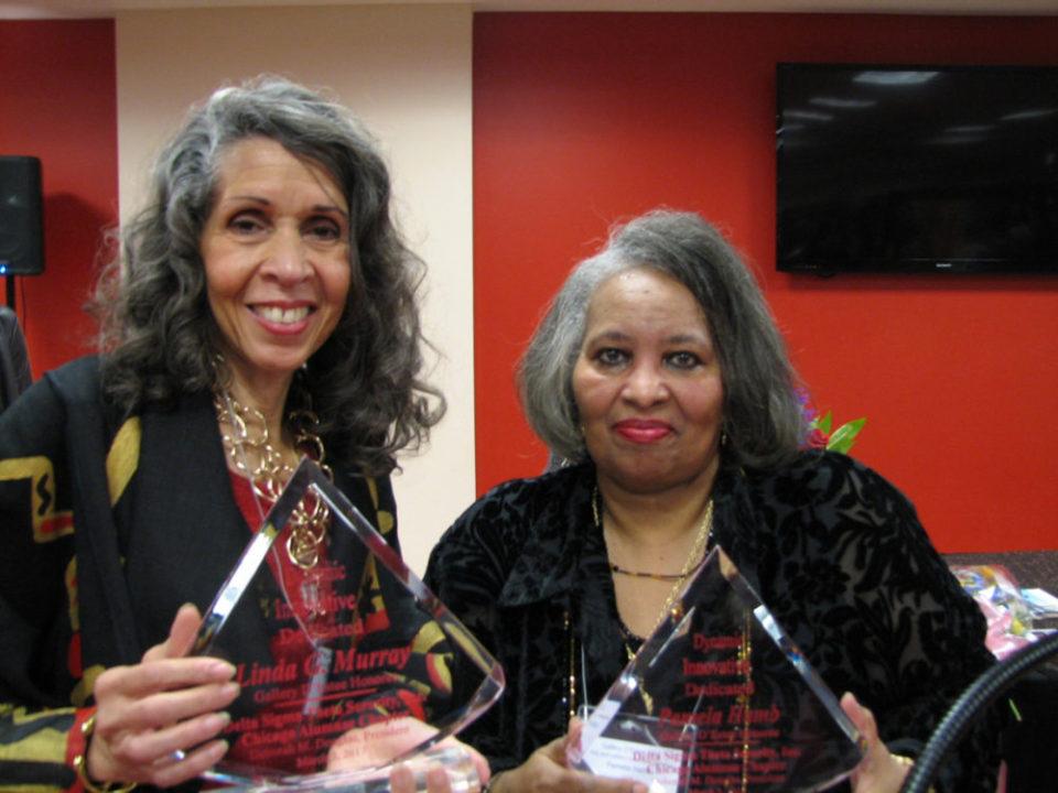 Delta Sigma Theta Chicago taps 2 of their own for art award