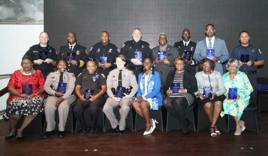 Zeta Phi Beta Honors First Responders at Community Pearls