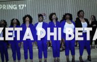 Zeta Phi Beta Spring 2017 Probate – Omega Delta chapter