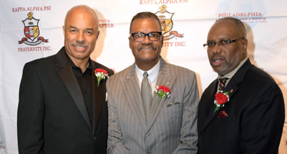 Special touches add to Kappa Alpha Psi flair