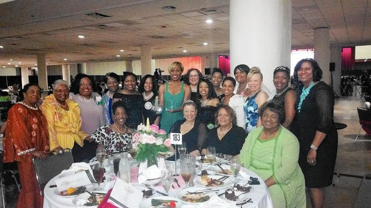 Glen Burnie chapter of Alpha Kappa Alpha Sorority wins regional awards
