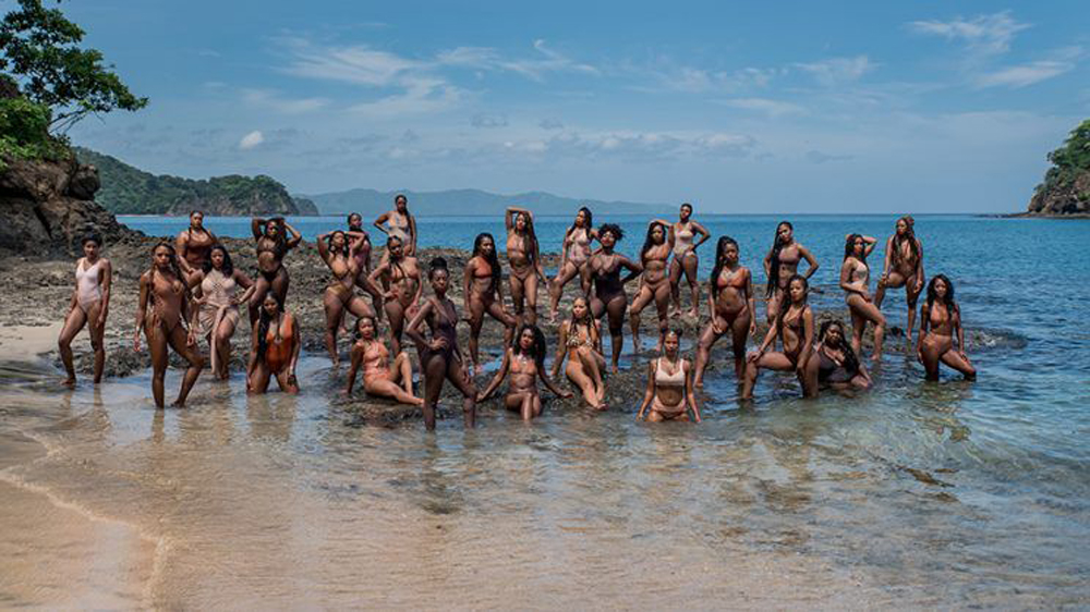 Delta Sorority Sisters Did a 'Melanin Illustrated' Photo Shoot! [PHOTOS]