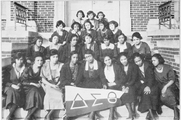 """""""A History of Great Glory"""": The Consequential, Evolving Role of Black Sororities in Suffrage"""