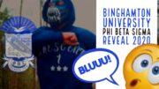 Phi Beta Sigma Reveal | Binghamton University | Spring 2020