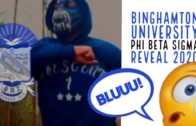 Phi Beta Sigma Reveal | Binghamton University | Spring 2020