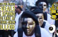 Alpha Phi Alpha Reveals Its Spring 2020 Line at LeMoyne-Owen College