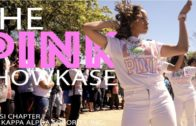 "Alpha Kappa Alpha | ""The Pink ShowKase"" Yard Show 