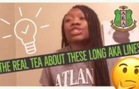 The Real Tea About These Long AKA Lines   GREEKMAS DAY 9