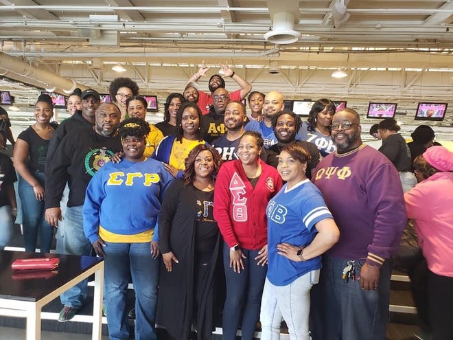 Different organizations, same cause': Black Greek groups united in passion to help others