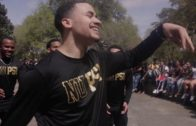 Alpha Phi Alpha's Nu Psi Alphas – LSU Wild Out Wednesday Yard Show