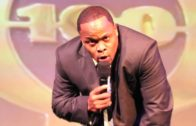 Steve Brown and Ques Step at Comedy Show