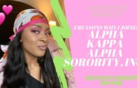 Why I joined Alpha Kappa Alpha Sorority, Inc.
