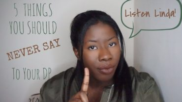 5 Things YOU Should NEVER SAY to Your DP | NPHC Intake Advice | KelsTells