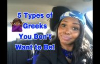 5 Types of Black Greeks You Don't Want To Be