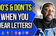 DO'S & DON'TS WHEN WEARING YOUR LETTERS | NPHC ADVICE