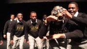 Fall 19 Kappa Beta Chapter of Alpha Phi Alpha Probate: ANARCHY