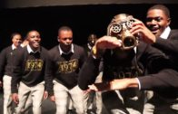 Fall 19 Kappa Beta Chapter of Alpha Phi Alpha Probate: ANARCHY