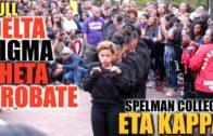 FULL Spring 2018 Delta Sigma Theta Probate | Eta Kappa Chapter | Spelman College | Vlog
