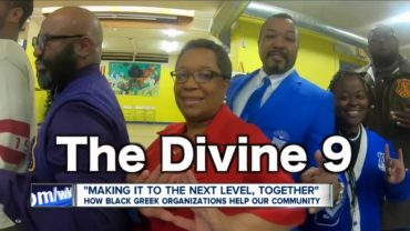 How black greek organizations are helping our community
