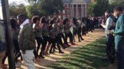 Howard University Homecoming 2016 Alpha Kappa Alpha, Delta Sigma Theta, Zeta Phi Beta Sororities