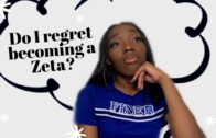 I REGRET Joining Zeta Phi Beta