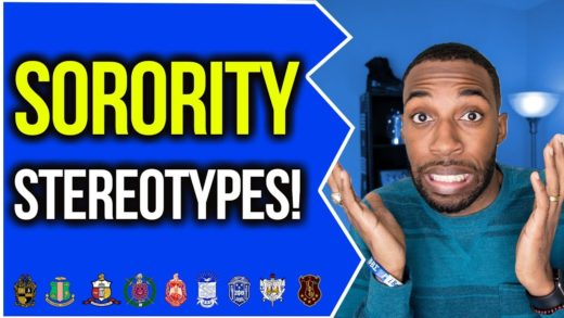 In this video Corey Jones explains stereotypes often heard about black sorority members. Are they mostly true or false??
