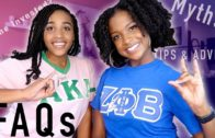 OUR SORORITY EXPERIENCES | FAQs About Joining a Sorority