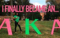 AKA | Spelman College | Mu Pi Fall '17 Probate (VLOG)