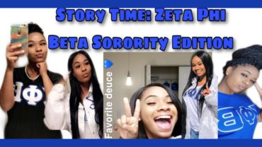 Story Time: Why Zeta Phi Beta Sorority was for me???| D9 greek
