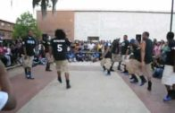 Alpha Phi Alpha vs. Phi Beta Sigma Stroll Off Spring 2010