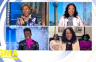 Kamala Harris' Alpha Kappa Alpha sorority sisters speak about her historic win l GMA