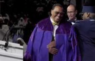Minister Farrakhan Honored by Omega Psi Phi Fraternity