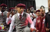 Savannah State University Kappa Alpha Psi: Gamma Chi Chapter Fall '16 Probate